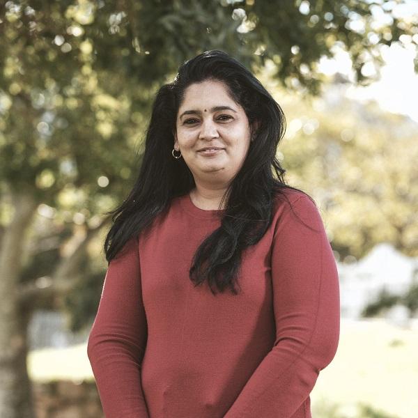 Reshma Maharaj